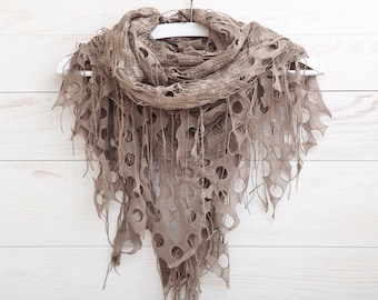 Scarf, Olive shawl, Fashion Accessories, Gift Ideas, Many color variations