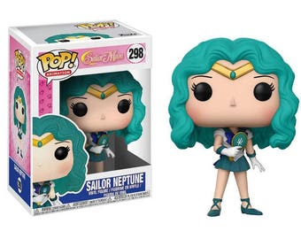 Sailor Neptune | Sailor Moon | Anime | POP Funko Figure 10 cm
