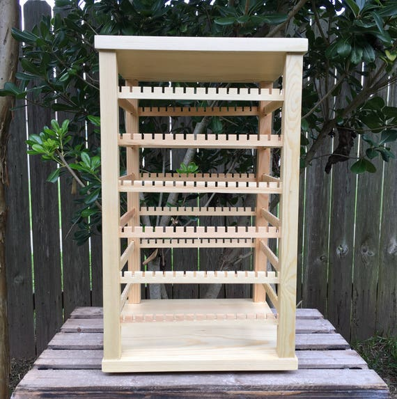 Large Wood Earring Holder Earring Rack Jewelry Organizer