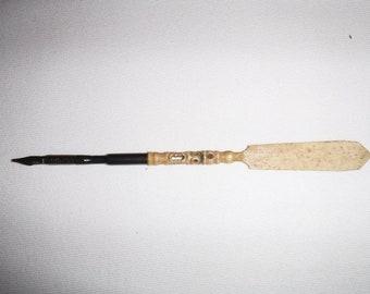Vintage Stanhope Dip Pen & Letter Opener