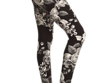 Hillary Leggings (one size-up to size 14)