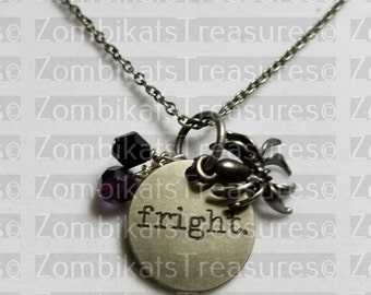 Fright Charm Necklace