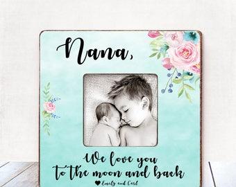 Grandma Gift Nana Gift Grandmother Gift Grandma Birthday Gift Grandma CHRISTMAS Gift New Grandma Gift Grandma Frame  Personalized Grandma
