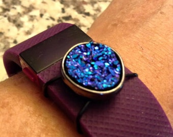 Fitbit Jewelry; Fitbit Charm; Fitbit Bling; Fitbit Charge HR Jewelry; Wearable Tech; Fitbit Charge Band