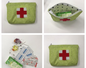 Emergency / first aid pouch