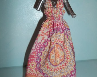 Barbie Pink Sundress