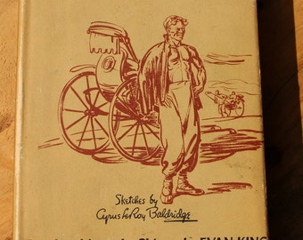 """Reynal & Hitchcock 1945 First Edition of """"Rickshaw Boy"""" by Lau Shaw Translated from the Chinese by Evan King"""