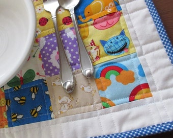 I Spy Placemat - Dinnertime Fun