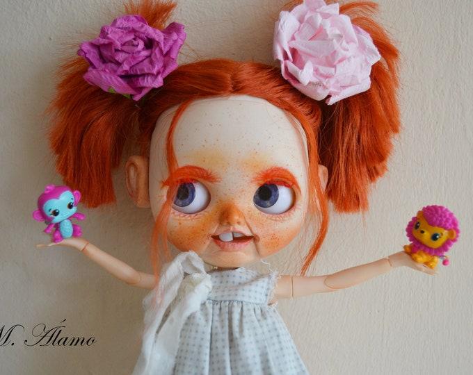 Blythe custom, Happy