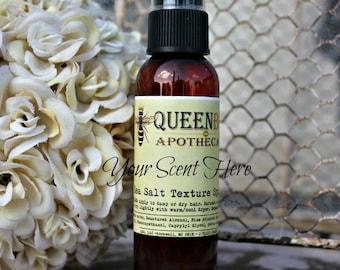 CHOOSE • YOUR • SCENT    Sea Salt Texturizing Spray • Beach Waves with Argan Oil • 2 Ounce {Scent G-P}