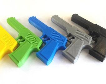 Desert Eagle Plastic Toys Pistol Laser Infrared Pistola Props Airsoft  Weapon Gun Nerf Blaster Guns Arma Pistola De Brinquedo Toy-in Toy Guns from  Toys ...