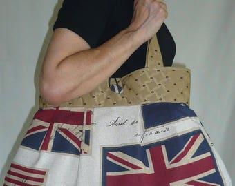 Bag reversible Elisabeth unique