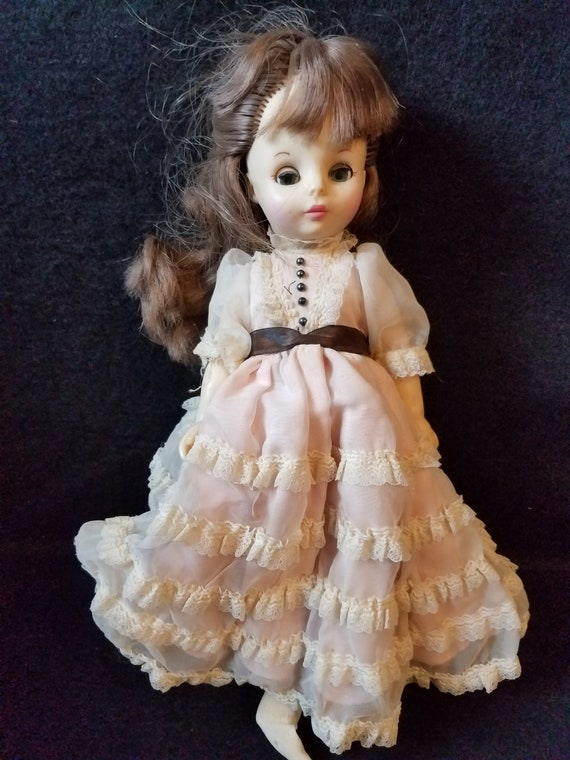 1982 Ideal Victorian Ladies Collectible Doll
