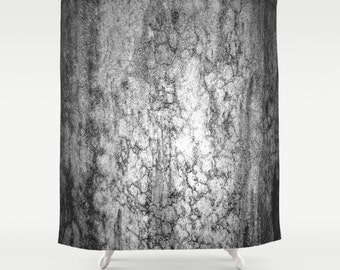 light gray shower curtain. Marble shower curtain  grey marble texture elegant bath masculine