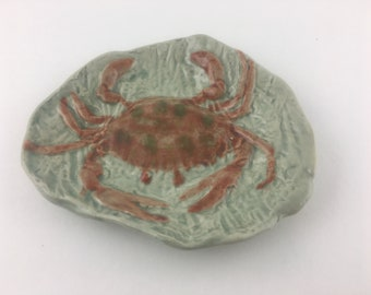 Crab Soap Dish / Spoon Rest