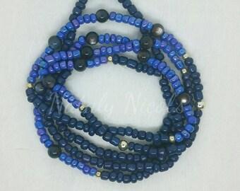 Mami Watahz Healing Crystals Waistbeads