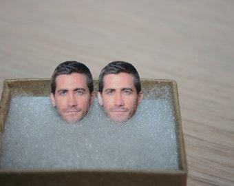 Jake Gyllenhaal Post Stud Earrings Celebrity Jewelry