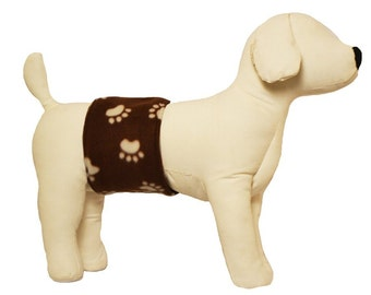 Male Dog Belly Band for Training and Incontinence