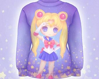 Sailor Moon Sweater