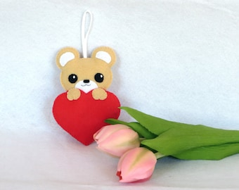 Bear, mother's day, kawaii, mothers day gift, love gifts, teddy bear, heart, gift women, gift for her, gift for girlfriend, gift for mom