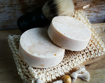"Raspberry Stout ""What's On Tap"" Beer Shaving Soap"