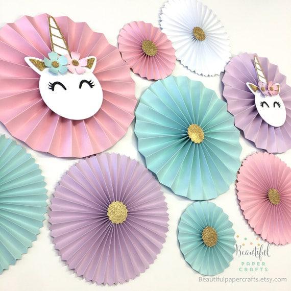 Fondo unicornio decoraci n fiesta unicornio decoraci n for Decoracion para pared de unicornio