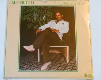 SEALED Archie Bell - I Never Had It So Good - Soul Music - Funk - Beckett Records 1981 - Vintage Vinyl LP Record Album