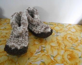 Slipper boot