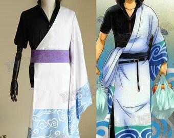 Gintama Cosplay, Sakata Gintoki Kimono Costume