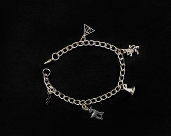 harry Potter fan Charm bracelet