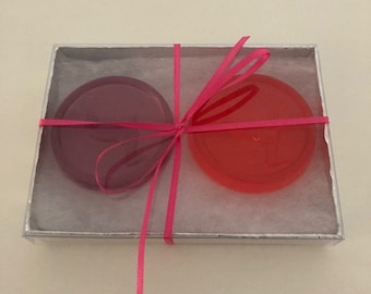 Greyhound guest soap. Free shipping