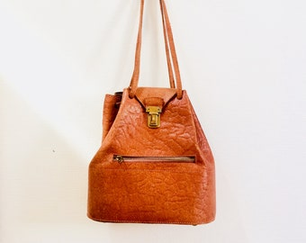 vintage shoulder bag / boho bag / festival bag