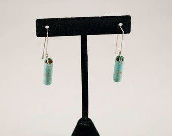Bermuda Tube Earrings