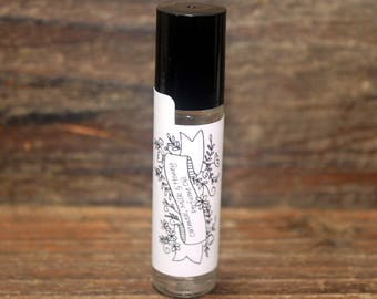 Oatmeal Milk & Honey Scented Roll On Perfume,Body Perfume, Vegan Perfume,Personal Perfume, Roll On Perfume Oil,Alcohol Free Romantic Perfume