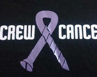 Screw Cancer Tshirt