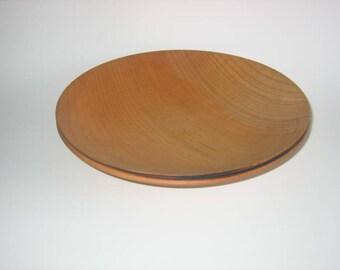 Figured maple bowl
