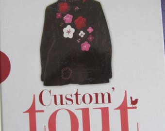"Book ""custom"" everything ""designs easy to make - couture - express your creativity"