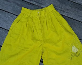 Awesome Vintage Culottes Shorts!