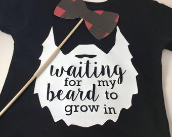 Boy's Beard Tee