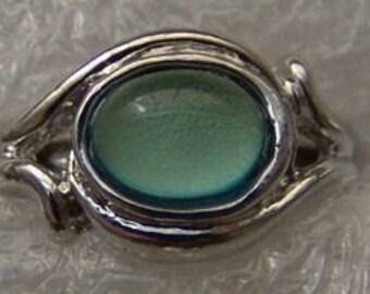 Vintage 1960-70's Fancy Mood Ring 216 Switchback