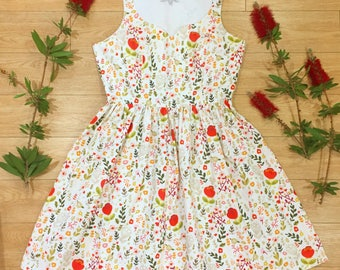 Springtime Sweetheart Dress (Size 12)