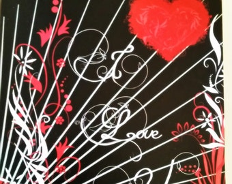 Valentine's Day Printable Art