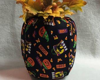 Stuffed Halloween Pumpkin (#014)
