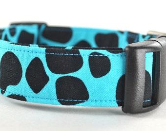 Cyan - Dog Collar