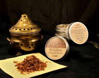Camphor - TreeScents - Natural Wood Ritual Incense -