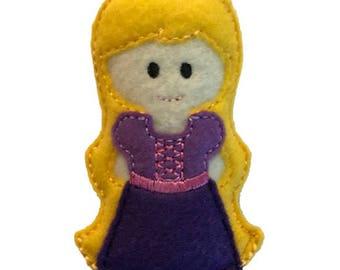 Rapunzel inspired Catnip Toy