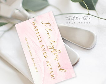 Favour Tags - Wings of Love (Style 13743)