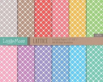 12 Lattice Digital Papers
