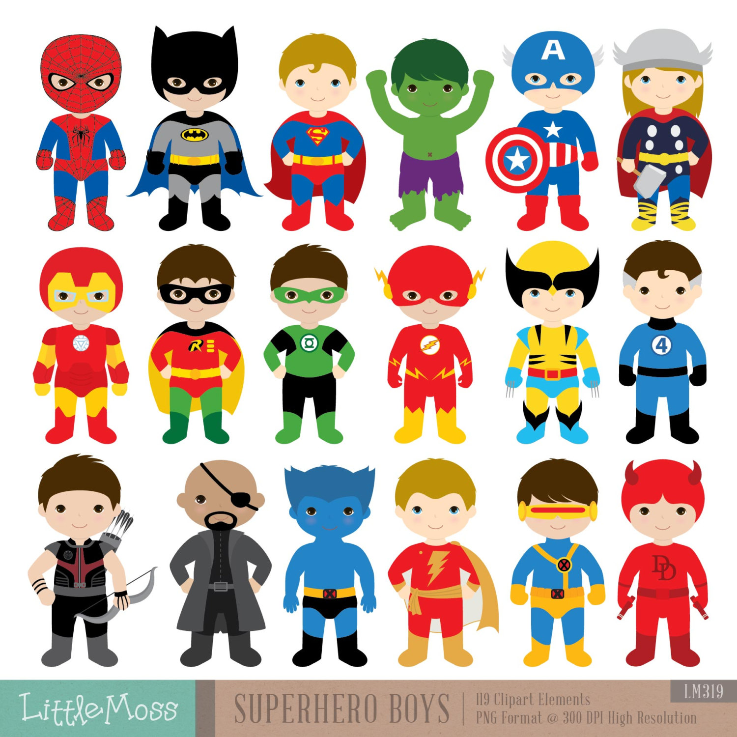 Avengers Cake Toppers Canada
