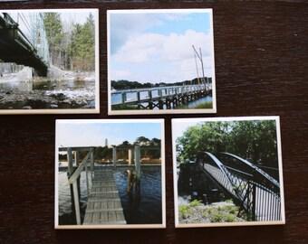 Tile Coasters-Bridges & Docks